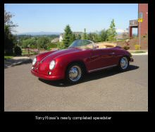 Tony Rossi's speedster