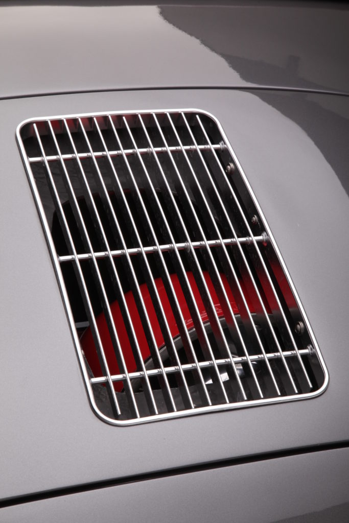 Speedster Grill Detail